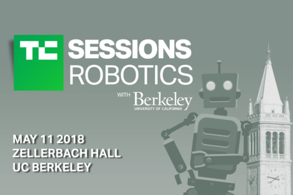 2018 TechCrunch AI and Robotics Session