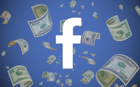facebook w money