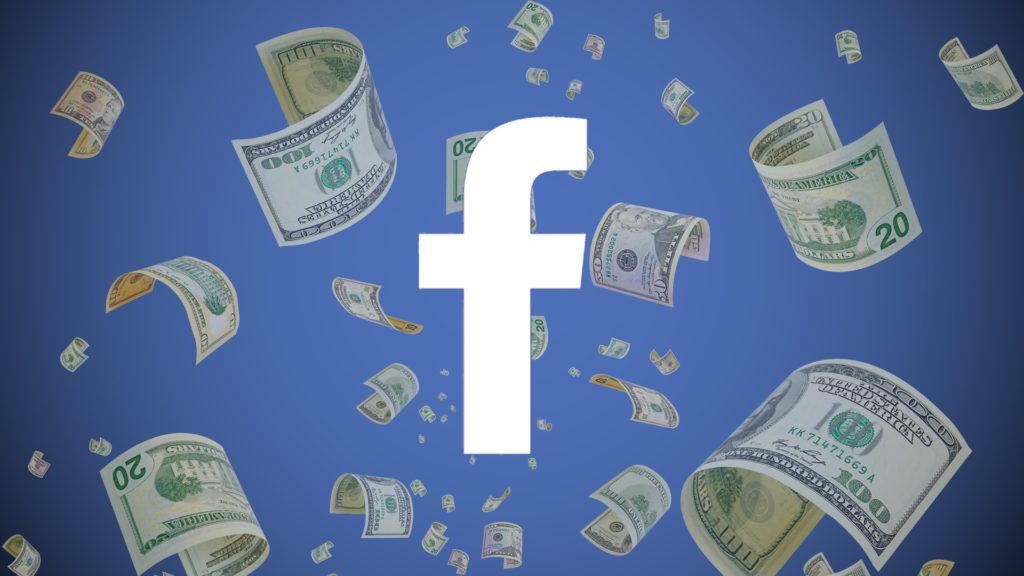 facebook w money