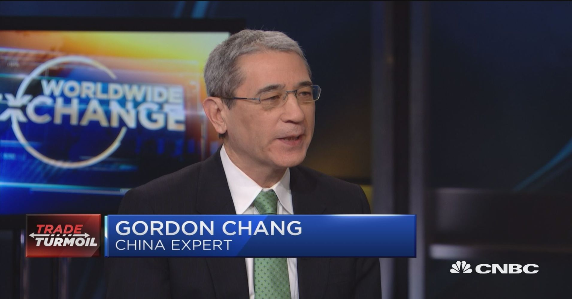 Gordon Chang and the Chinese Dot-Com Bubble