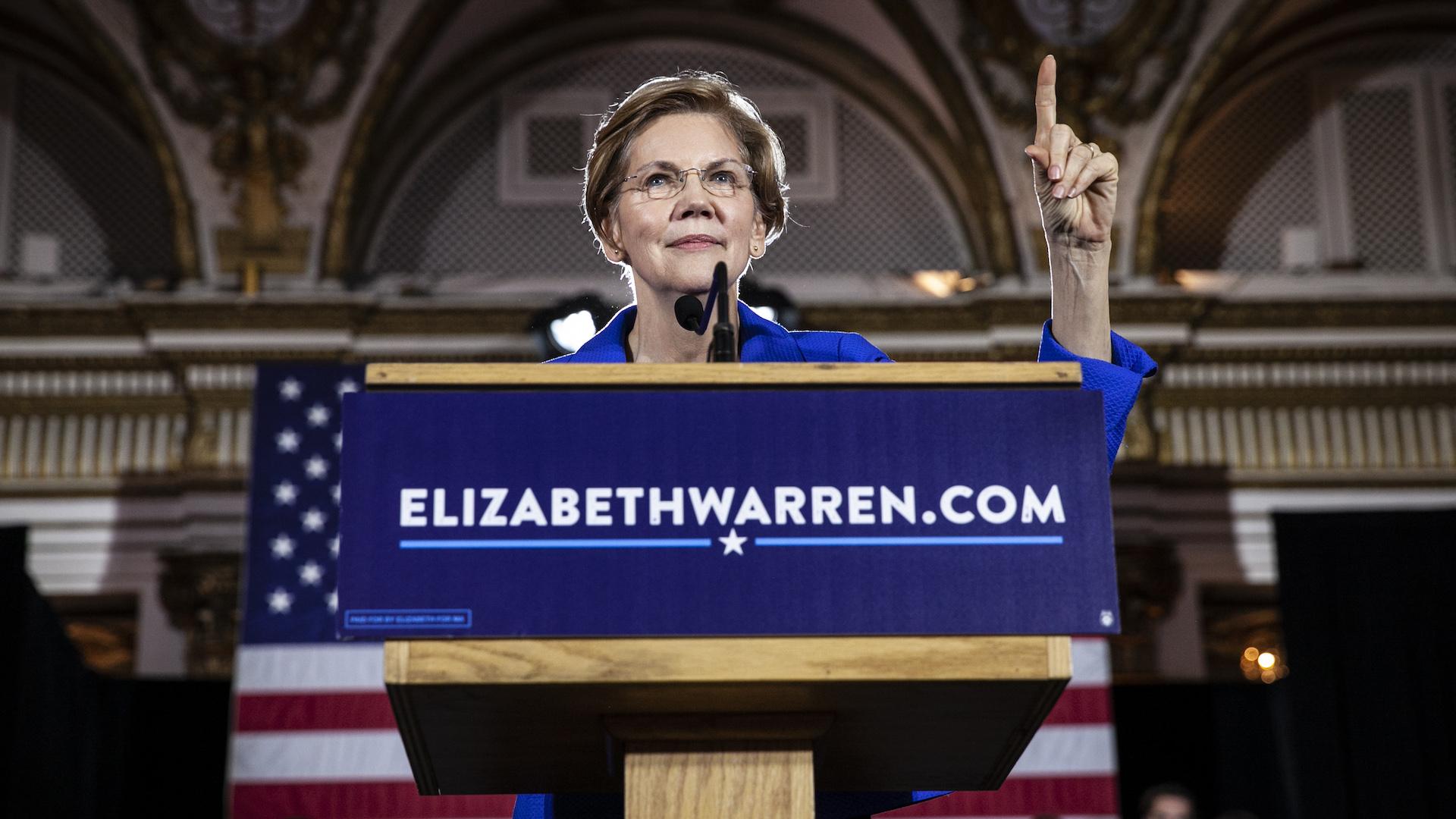 Elizabeth Warren and Student Debt