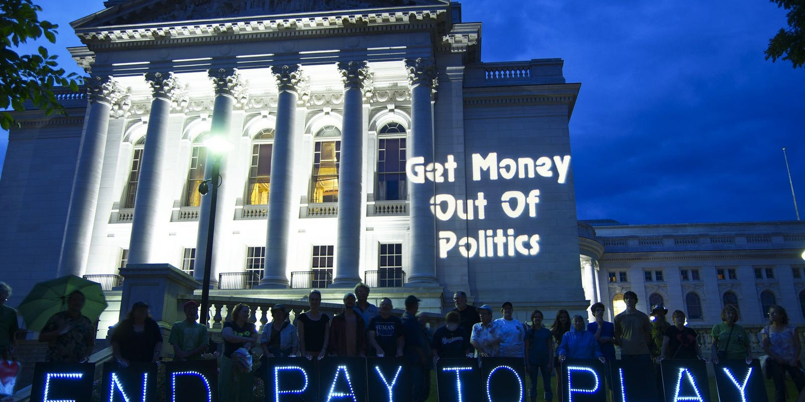 A Case for Campaign Spending Limits