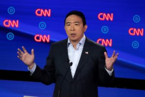 Andrew Yang's Freedom Dividend
