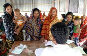 Microfinance, Muhammad Yunus, and Global Poverty