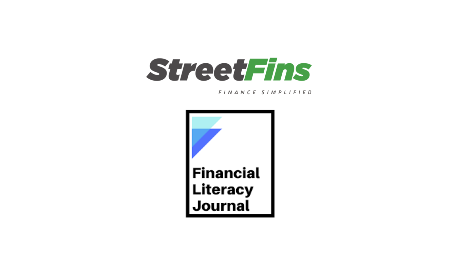 StreetFins and Financial Literacy Journal Merge