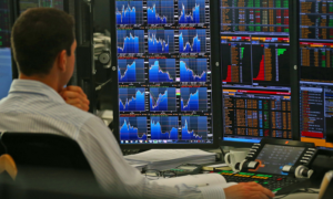 The Rise of High-Frequency Trading