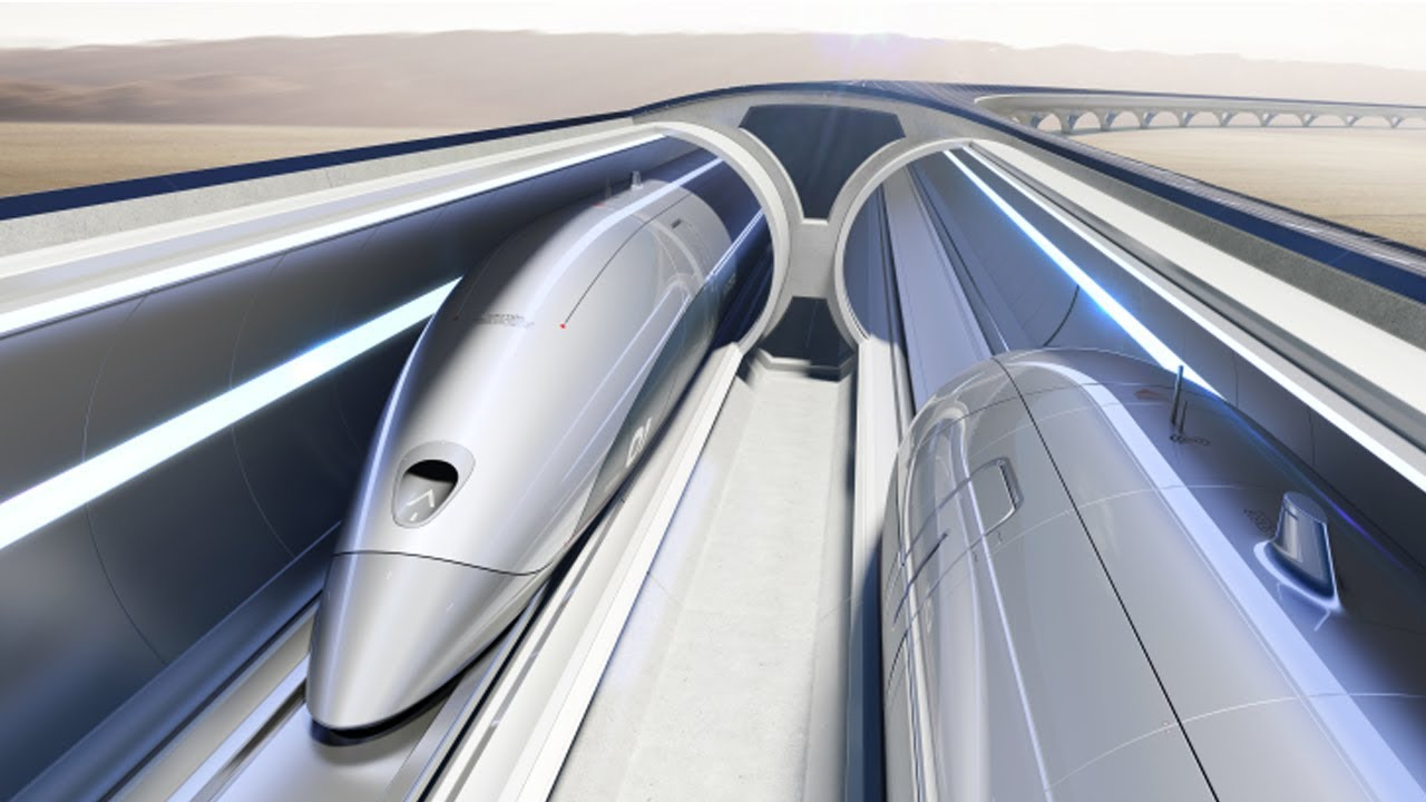 Hyperloop and the Future of Transportation