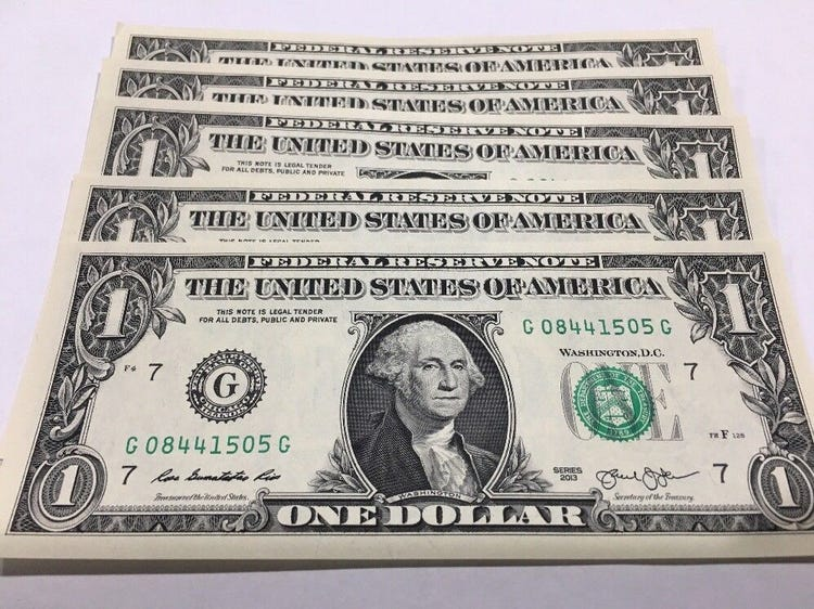The History of the US Dollar