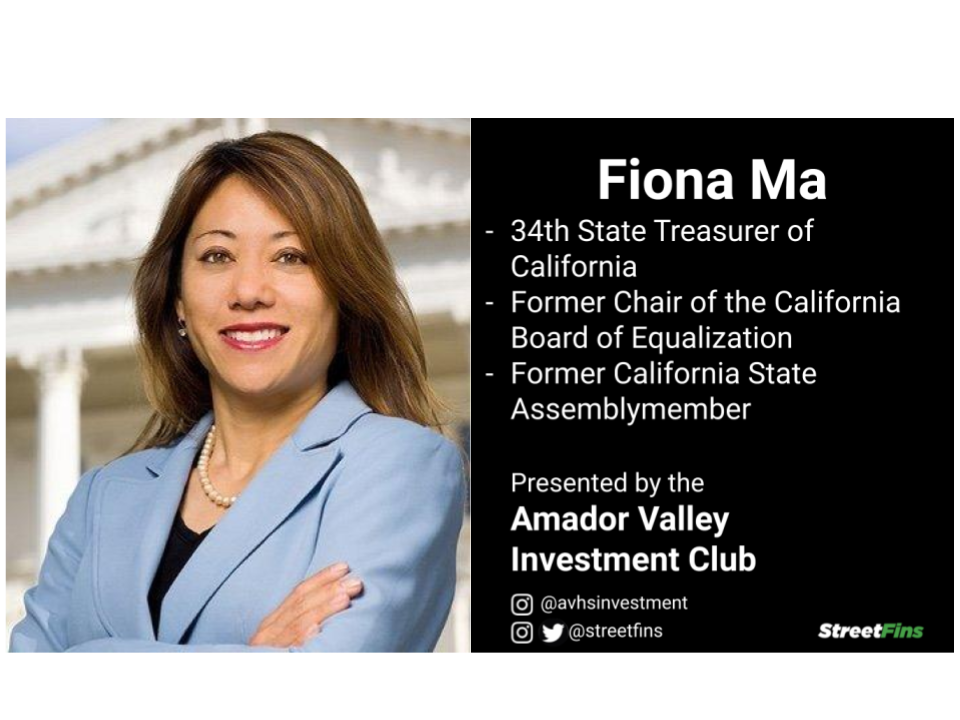 Fiona Ma on Managing California's Finances and Overcoming Challenges in Office