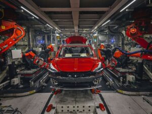 Inside Tesla's Crazy AI Manufacturing Revolution