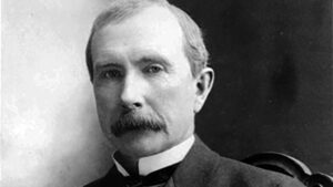 The Story of John D. Rockefeller: Racks on Racks