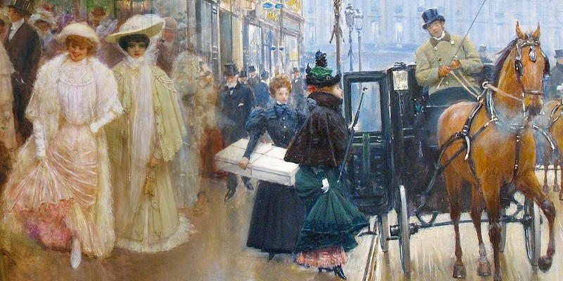 Belle Époque: The Era of Excess and Inequality
