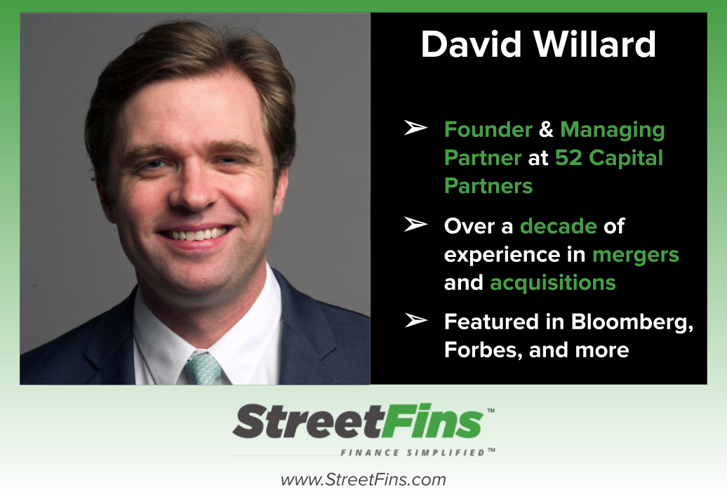 David Willard on Investment Banking