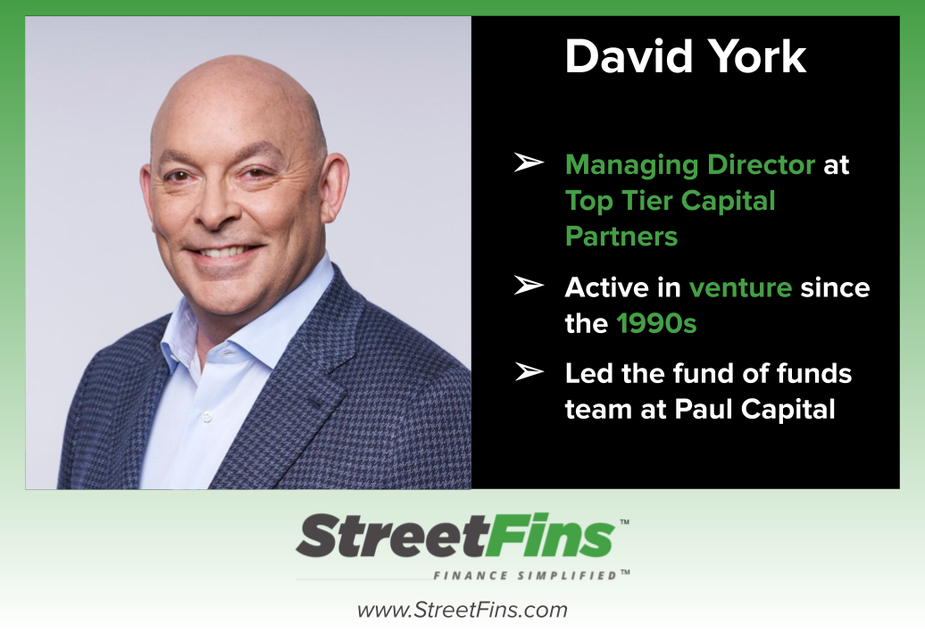 David York on Venture Capital and Tech Investing