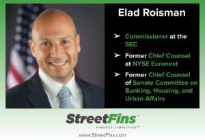 Elad Roisman on the SEC