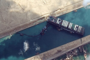 The Suez Canal and the Consequences of Globalism