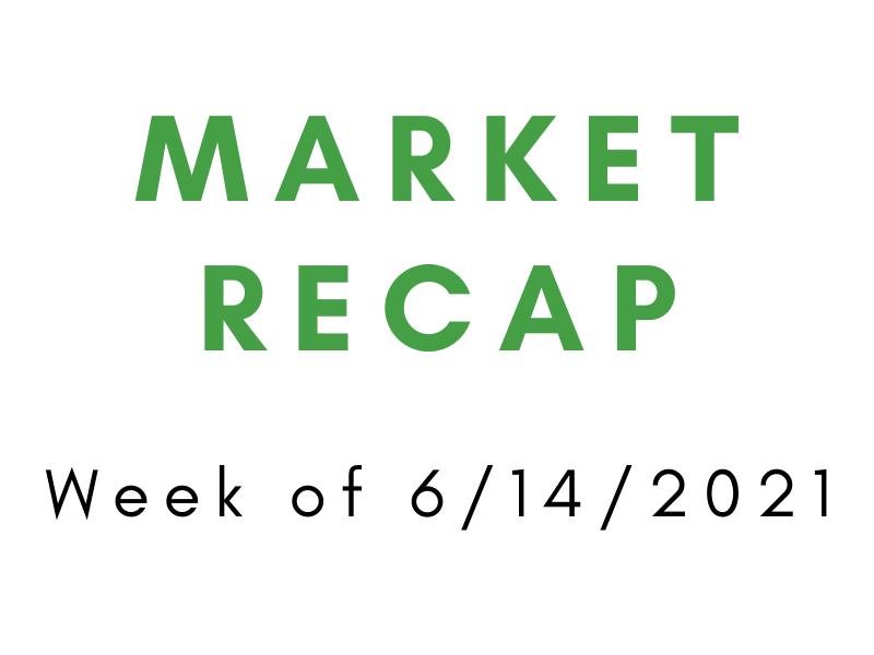 Week of 6/14/2021 Market Recap